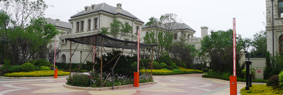 花园  大连新世界广场  上海康桥半岛  大连北良集团有限公司  葫芦岛